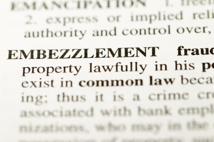 Recognizing Restaurant Embezzlement