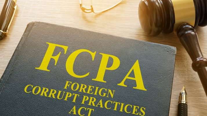 Foreign Corrupt Practices Act and the CFTC