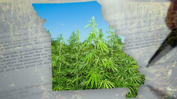 """MISSOURI ISSUES PROPOSED RULES FOR INDUSTRIAL HEMP PROGRAM"""
