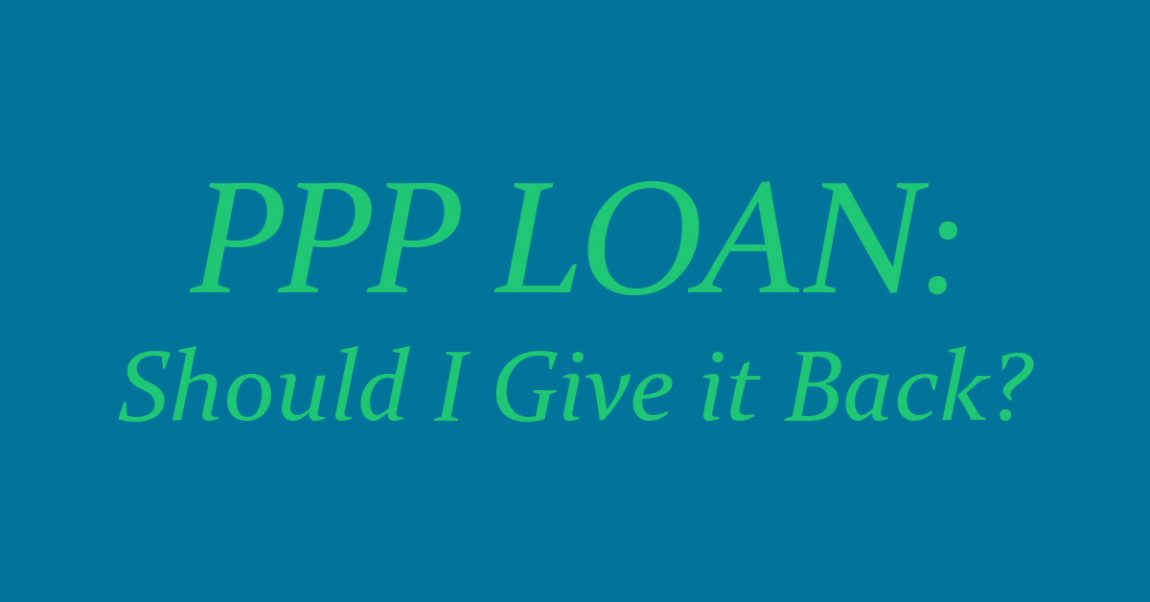 11th Hour SBA Guidance Provides Safe Harbor for PPP Loans Under $2 Million
