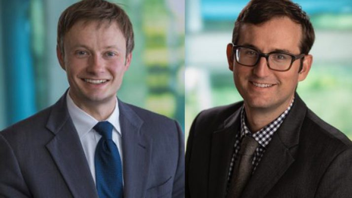 Jon Dedon and Jeff Donoho Awarded Missouri & Kansas 2020: Rising Stars by Super Lawyers